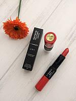 Помада+блеск Mac 2 in 1 Maximum Pro Vitamin Lipstick 12