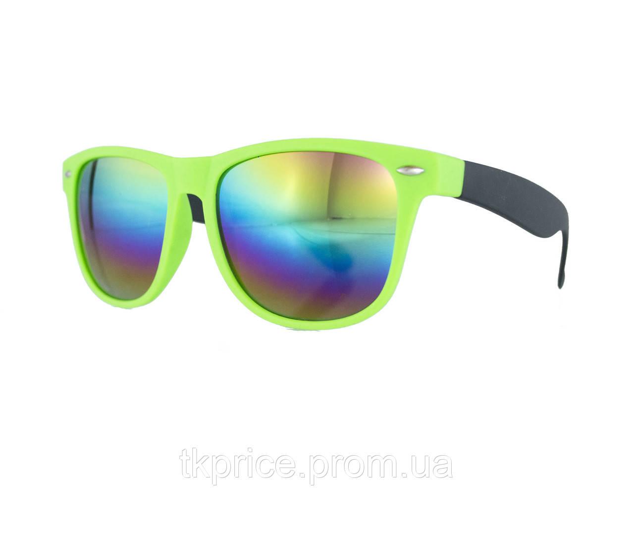 Солнцезащитные очки унисекс Wayfarer