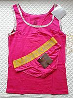 Комплект для сна Calvin Klein майка и трусики, розовый, фото 1