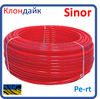 Труба для водяного теплого пола Sinor 16 PE-RT