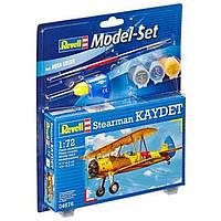 Сборная модель Revell Самолет Stearman Kaydet 1:72 (64676)