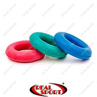 Эспандер кистевой кольцо UR FI-4739 (резина, d-10 см, нагрузка 40 кг)
