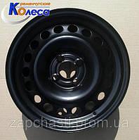Колесные диски Шевроле Aveo, Vida R15 W6 PCD 4x100 ET45 DIA56.5, стальные (КрКЗ)