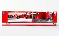 Машина метал. New Ray грузовик IVECO STRALIS DUCATI арт. 15743