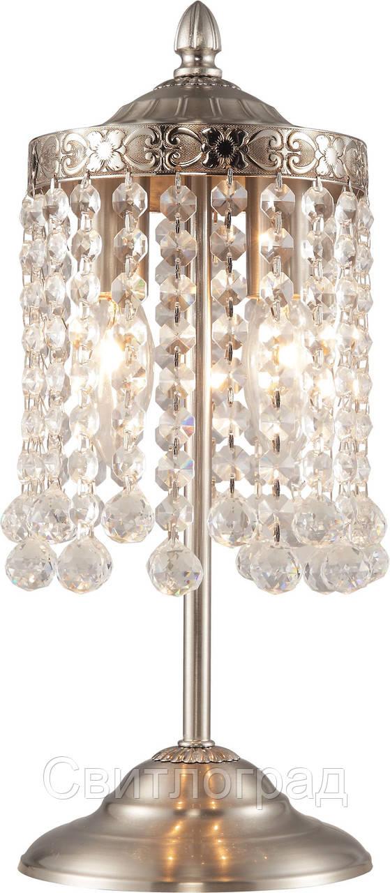 Настольная Лампа    Altalusse INL-1117T-02 Brushed Satin Nickel