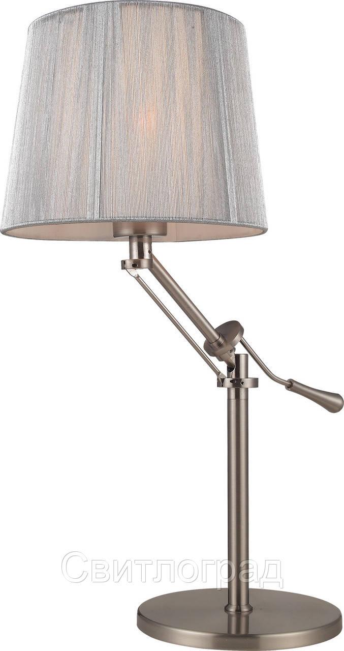 Настольная Лампа    Altalusse INL-5033T-01 Satin Nickel/Silver