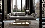 Італійський модульний диван DION фабрика ALBERTA, фото 3