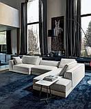 Італійський модульний диван DION фабрика ALBERTA, фото 5