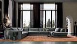 Італійський модульний диван DION фабрика ALBERTA, фото 7