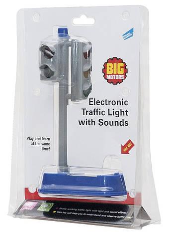 Светофор (свето-звуковые эффекты) «Big Motors» (1325), фото 2