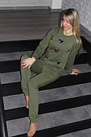 Женский спортивный трикотажный костюм купить разм 42,44,46