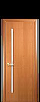 Дверное полотно: Глория. Исполнение: со стеклом Сатин.