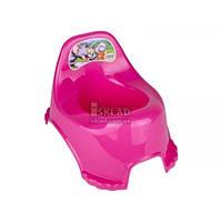 Горшок детский Кавычки 358085 R&V