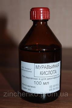 Муравьиная кислота, 100 мл, 85 %