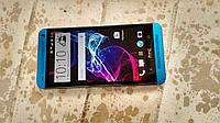 HTC ONE M7 Blue, 32Гб, (GSM,3G,CDMA) #700