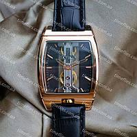 Corum №1 Мужские механические часы с кожаным ремешком