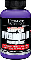 Витамины и Минерали Ultimate Nutrition Super Vitamin B Complex (150 caps)