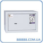 Мебельный сейф ключевой 4,5 кг БС-20К.7035 Ferocon