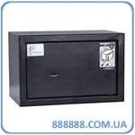 Мебельный сейф ключевой 4,5 кг БС-20К.9005 Ferocon