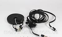 Шнур USB-MICRO USB 1m flat V8