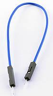 Соединительный провод 150мм синий (116-717291-02-015)