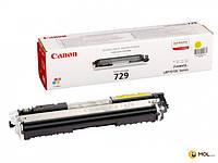 Canon Картридж Canon 729 LBP-7018С 7010С Yellow