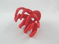 Заколка - краб для волос малый (12 штук в упаковке)