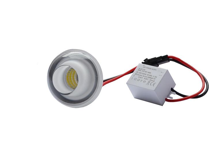 Точечный встраиваемый светильник LED Mini HL-V1 3W IP20 - Интернет-магазин «Компонент» в Харькове