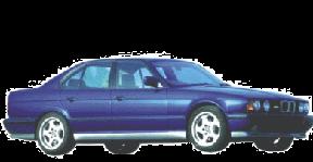 Накладки на панель BMW E 34 (1988-1995)