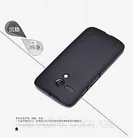 Чехол Nillkin для Motorola Moto G черный (+ пленка), фото 1