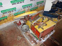 Подготовка машины для пескоструйных работ