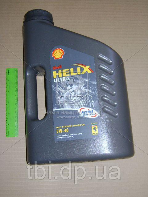 Масло трансмісійне Shell Helix Diesel Ultra 5w40 (Каністра 1л)