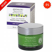 Укрепляющий крем лифтинг Супер полипептид Andalou Naturals,50 мл