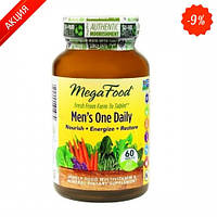 Мультивитамины одна таблетка в день для женщин  60 шт (MegaFood)
