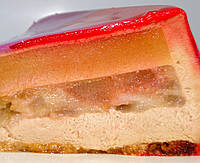 Торт Груша-карамель