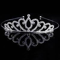 Тиара для невесты Свадебная корона