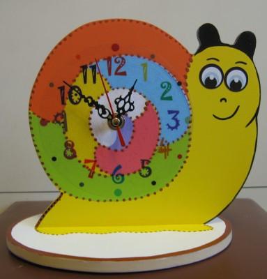 Детские настольные часы «Улитка», Funny Animals