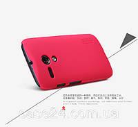 Чехол Nillkin для Motorola Moto G красный (+ пленка), фото 1