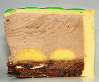 Торт Маракуйя-молочный шоколад