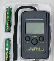 Весы электронные (кантер) до 40 кг с батарейками