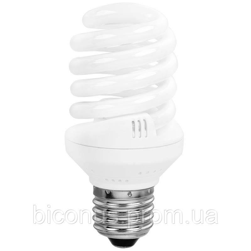 Энергосберегающая лампа  Mini Full Spiral   SL-553 (20W) 2700K  E27  SVOYA