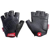 Велоперчатки Hirzl GRIPPP Tour SF 2.0 XS без пальцев чёрные