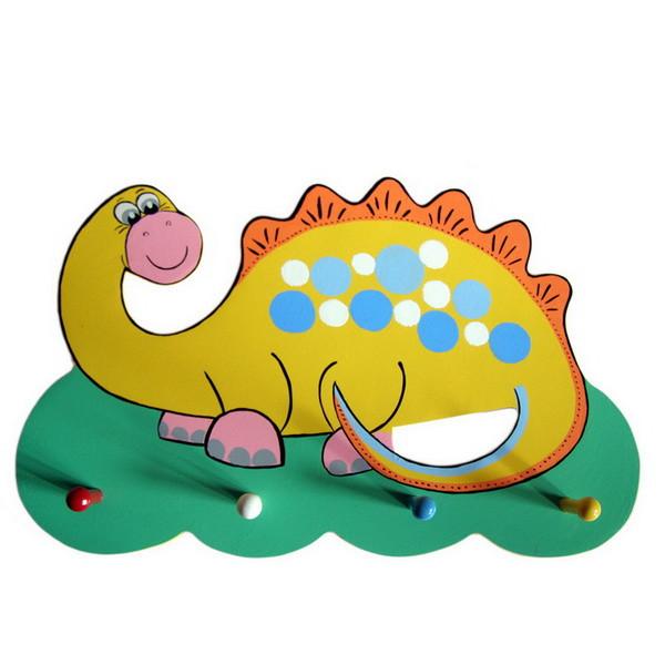 Детская вешалка «Дракончик», Funny Animals