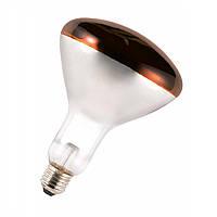 Инфракрасная лампа накаливания 125Вт. R125 Е27
