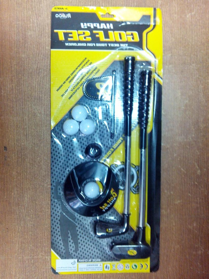 Игра гольф мини