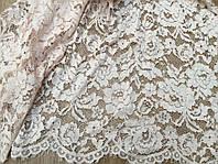 Гипюр белый свадебный,гипюр оптом украина купить