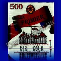 Салфетка бумажная PRIMIER 24*24 500л белая