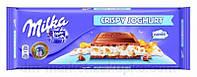 Шоколад Milka Crispy Yoghurt 300gr