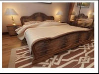 Кровать Футура орех