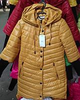 Куртка плащик девочка весна-осень Даша, 110-128р.